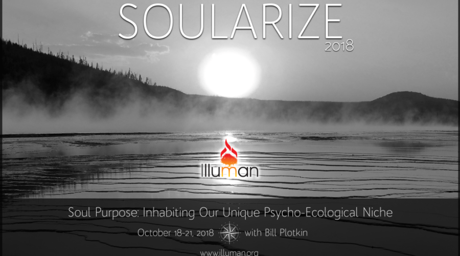 Soularize 2018 with Bill Plotkin